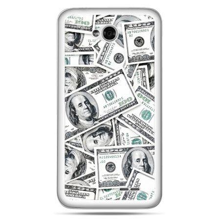 Etui na LG L70 dolary banknoty
