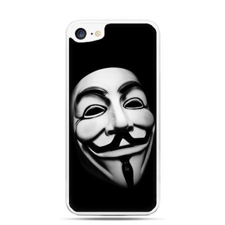 Etui na telefon iPhone 7 - maska Anonimus