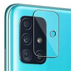 Samsung Galaxy A51 -  Hartowane szkło na aparat, kamerę z tyłu telefonu.