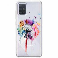 Etui na Samsung Galaxy A51 -  Watercolor dmuchawiec.