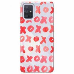 Etui na Samsung Galaxy A71 - XO XO XO.