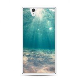 Etui na Sony Xperia Z pod wodą