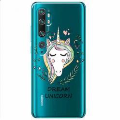 Etui na Xiaomi Mi Note 10 - Dream unicorn - Jednorożec.
