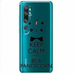 Etui na Xiaomi Mi Note 10 - Keep Calm… Pandicorn.