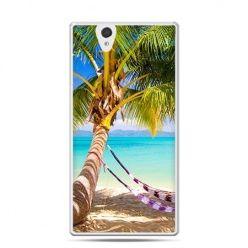 Etui na Sony Xperia Z palma
