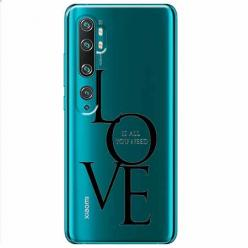 Etui na Xiaomi Mi Note 10 Pro - All you need is LOVE.