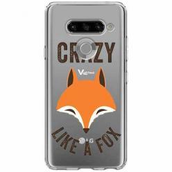 Etui na LG K50s - Crazy like a fox.