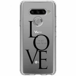 Etui na LG K50s - All you need is LOVE.