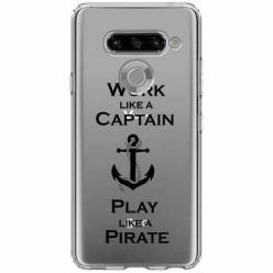 Etui na LG K50s - Work like a Captain…