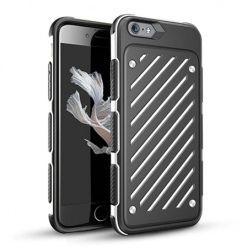 Pancerne etui Shockproof na iPhone SE 2020 - Biały.