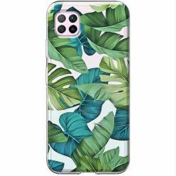 Etui na Huawei P40 Lite - Egzotyczne liście
