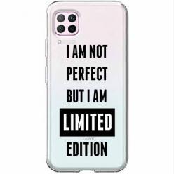 Etui na Huawei P40 Lite - I Am not perfect…