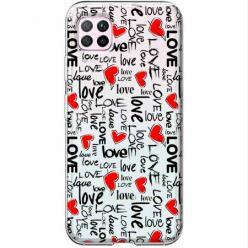 Etui na Huawei P40 Lite - Love, love, love…