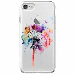 Etui na iPhone SE 2020 -  Watercolor dmuchawiec.