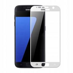 Samsung Galaxy A3 (2017r.)  hartowane szkło 5D Full Glue - Czarny.