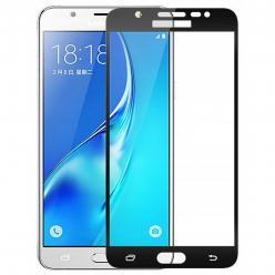 Samsung Galaxy J7 2017 hartowane szkło 5D Full Glue - Czarny.