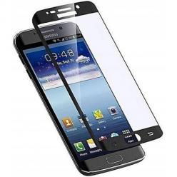Samsung Galaxy S6 Edge  hartowane szkło 5D Full Glue - Czarny.