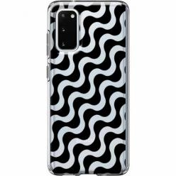 Etui na Samsung Galaxy S20 - Zafalowane.