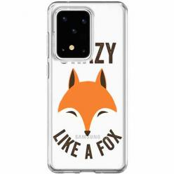 Etui na Samsung Galaxy S20 Ultra - Crazy like a fox.