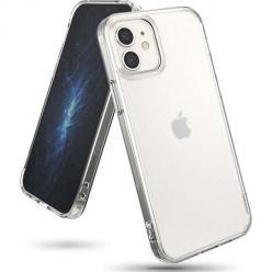 Etui na iPhone 12 Mini silikonowe crystal case - bezbarwne.