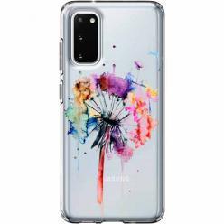 Etui na Samsung Galaxy S20 Plus -  Watercolor dmuchawiec.