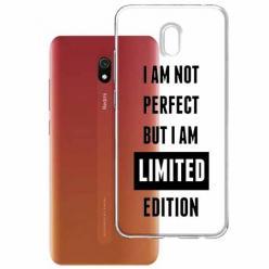 Etui na Xiaomi Redmi 8A - I Am not perfect…