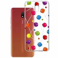Etui na Xiaomi Redmi 8A - Kolorowe lizaki.