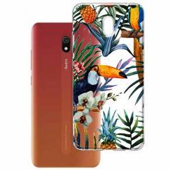 Etui na Xiaomi Redmi 8A - Egzotyczne tukany.