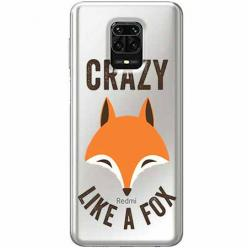 Etui na Xiaomi Redmi Note 9 Pro - Crazy like a fox.