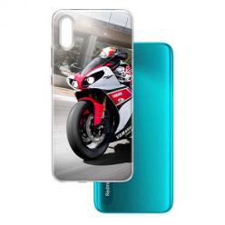 Etui na Xiaomi Redmi 9A - Motocykl ścigacz