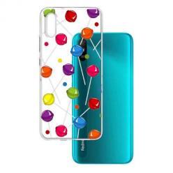 Etui na Xiaomi Redmi 9A - Kolorowe lizaki.