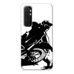 Etui na Xiaomi Mi Note 10 Lite - Motocykl Cross