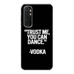 Etui na Xiaomi Mi Note 10 Lite -  Trust me You can Dance