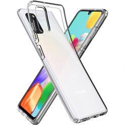 Etui na Samsung M31s silikonowe crystal case - bezbarwne.