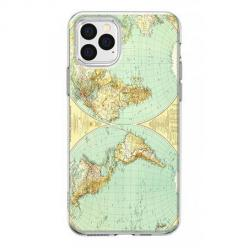 Etui na iPhone 12 Pro Max - Mapa świata