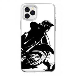 Etui na iPhone 12 Pro Max - Motocykl Cross