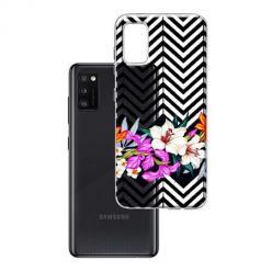 Etui na Samsung Galaxy A41 - Kwiatowy bukiet dla Ciebie.
