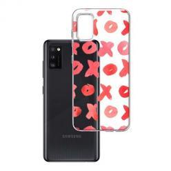 Etui na Samsung Galaxy A41 - XO XO XO.