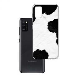Etui na Samsung Galaxy A41 - Łaciata krowa