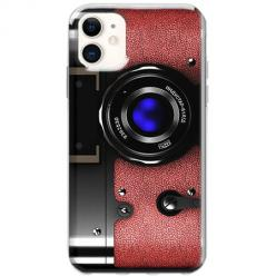Etui na telefon Slim Case - Aparat fotograficzny retro