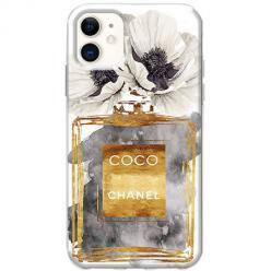 Etui na telefon Slim Case - Butelka perfum Coco