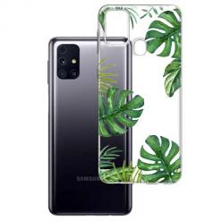 Etui na Samsung Galaxy M31s - Welcome to the jungle.