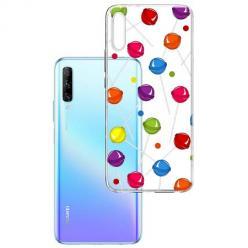Etui na Huawei P Smart Pro 2019 - Kolorowe lizaki.