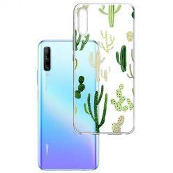 Etui na Huawei P Smart Pro 2019 - Kaktusowy ogród.