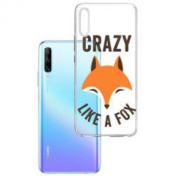 Etui na Huawei P Smart Pro 2019 - Crazy like a fox.