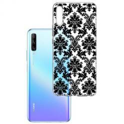 Etui na Huawei P Smart Pro 2019 - Damaszkowa elegancja.