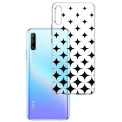 Etui na Huawei P Smart Pro 2019 - Diamentowy gradient.