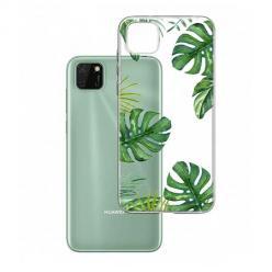 Etui na Huawei Y5P - Welcome to the jungle.