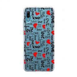 Etui na Huawei Y6 Pro 2019 - Love, love, love…