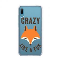 Etui na Huawei Y6 Pro 2019 - Crazy like a fox.